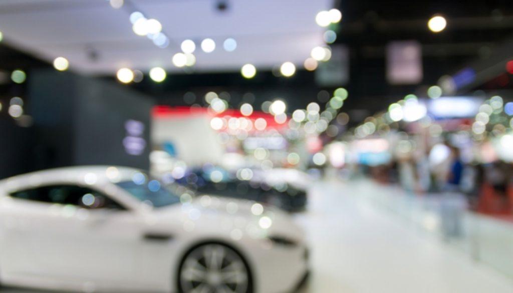 Auto Ausstellung